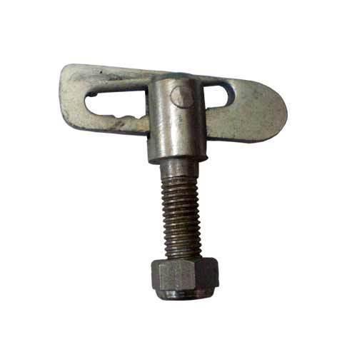 Drop lock pin long screw