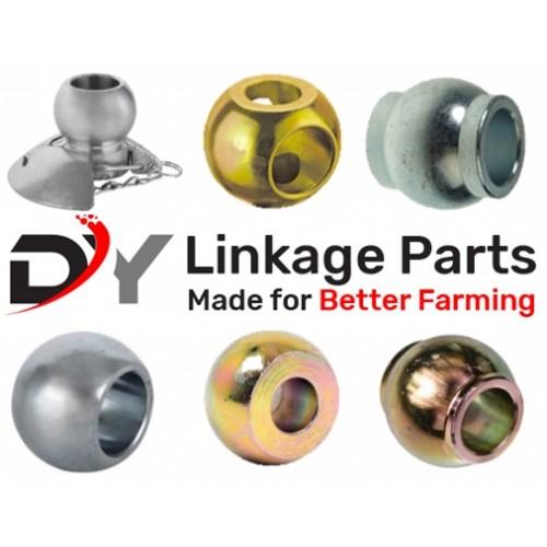 Three point linkage Balls